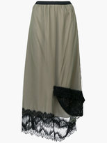 Antonio Marras lace trimmed skirt