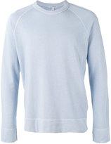 James Perse raglan sleeves sweatshirt - men - Cotton - 2