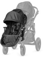 Baby Jogger city select second seat kit - all-black frame