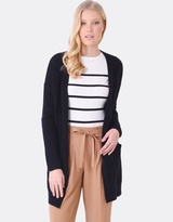 Forcast Amy Knitted Longline Cardigan
