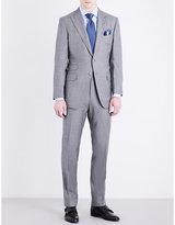 Tom Ford Slim-fit Sharkskin Wool Suit