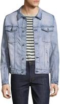 Zanerobe Men's Greaser Cotton Jacket