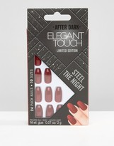 Elegant Touch After Dark Limited Edition Coffin Nail
