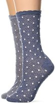 Tommy Hilfiger Women's TH Classy Cocktail 2P Socks,pack of 2