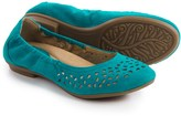 Earth Breeze Ballet Flats - Suede (For Women)
