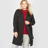 CASTALUNA Trench Coat