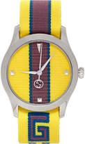 Gucci Yellow G-Timeless Watch
