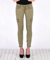 Henry & Belle Surplus Skinny Cargo Pants - Women