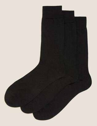 Marks and Spencer 3 Pack Merino Wool Socks