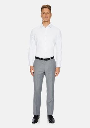 TAROCASH White Webster Slim Dress Shirt