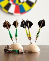 Fredericks & Mae Striped Darts, Set of 3