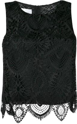 Dondup crochet top