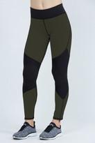 Michi Moto Zip Legging