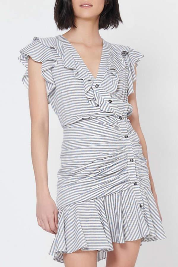 Veronica Beard Sleeveless Kai Dress