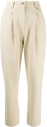 8pm Fioriera slim-fit trousers