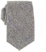 Black Prince of Wales Check Wool Tie