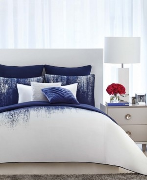 Vince Camuto Home Vince Camuto Lyon Full/Queen 3 Piece Duvet Set Bedding
