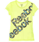 Reebok Girls' Butterfly Bliss Highlighter Tee