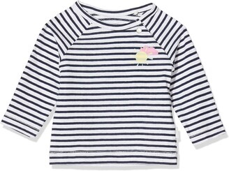Noppies Baby Girls' G Regular T-Shirt Raglan Casa Grande Y/d Str