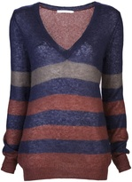 Thakoon Addition Stripe sweater