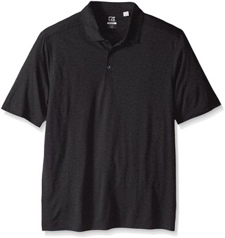 Cutter & Buck Men's Big Cb Drytec Chelan Polo