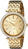 Johan Eric Women's JE-F1000-02-002B Fredericia Analog Display Quartz Watch