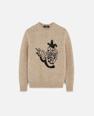 Stella McCartney Knit Alpaca Sweater, Unisex