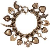 Etro Gold-tone Charm Bracelet - one size