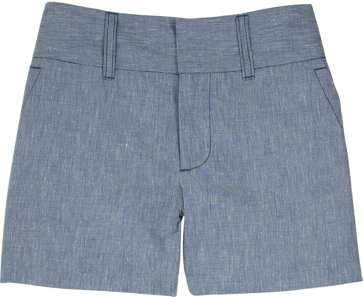 Marc by Marc Jacobs Chambray tailored shorts