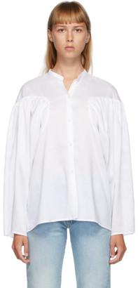 Totême White Moncton Shirt