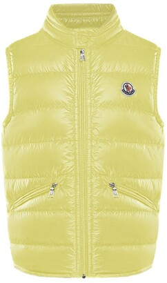 Moncler Kids Gui Quilted Gilet (8-10 Years)