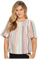 Lilla P Short Sleeve Top Women's Clothing