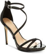 Badgley Mischka Galen Platform Evening Sandals Women's Shoes