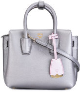 MCM high shine tote bag - women - Leather - One Size
