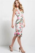 Jovani 50149 Embroidered Floral Cocktail Dress