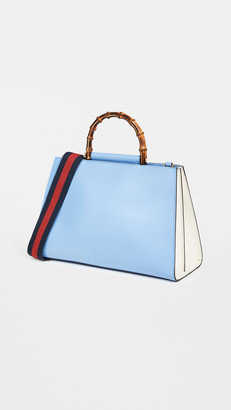 Shopbop Archive Gucci Bamboo Top Handle Bag