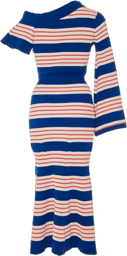 Alice McCall Bel Air Slit Midi Dress