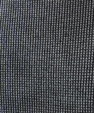 Standard CCTV Curve Waffle Long Sleeve T-Shirt Black