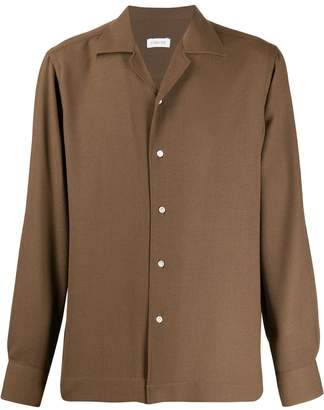 Caruso button-up shirt