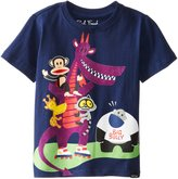 Paul Frank Little Boys' Big Bully Tee
