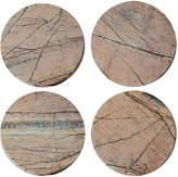 Be Home Forest Marble Coaster Set