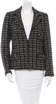 Chanel Cashmere Tweed Jacket
