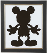 Ethan Allen Mickey Mouse Silhouette IV