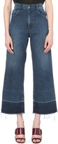 Rachel Comey Legion wide released-hem high-rise jeans
