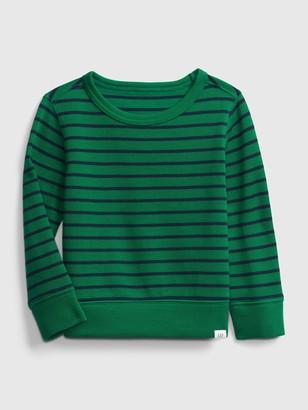 Gap Toddler Stripe Ribbed Knit Shirt