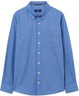 Gant Boys Pinstripe Shirt 9-15 Yrs