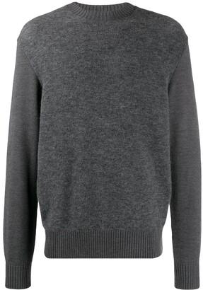 Ermenegildo Zegna fine knit sweatshirt