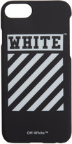 Off-White Black Diagonal Iphone 7 Case