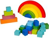 QToys Rainbow Building Blocks