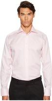 Eton Slim Fit Mini Herringbone Shirt Men's Clothing